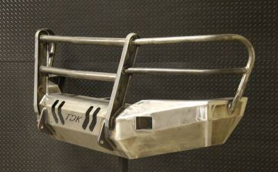 GMC - Bumper Grille Guard - Throttle Down Kustoms - 2001-2002 GMC Bumper Grille Guard