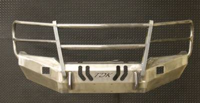 Throttle Down Kustoms - 2001-2002 GMC HD Bumper Grille Guard - Image 5