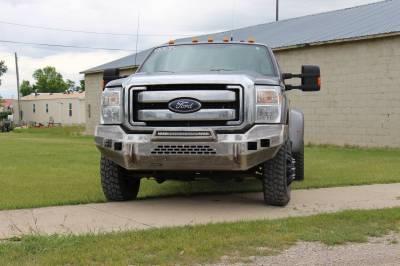 Throttle Down Kustoms - 2011-2016 Ford F250/F350/F450/F550 Cyclone - Image 7