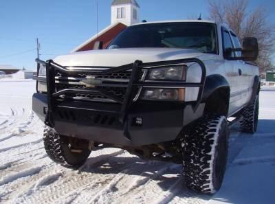 Chevrolet - Mayhem - Throttle Down Kustoms - 2001-2002 Chevy HD Mayhem