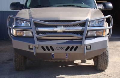 Chevrolet - Mayhem - Throttle Down Kustoms - 2007-2013 Chevy 1500 Mayhem