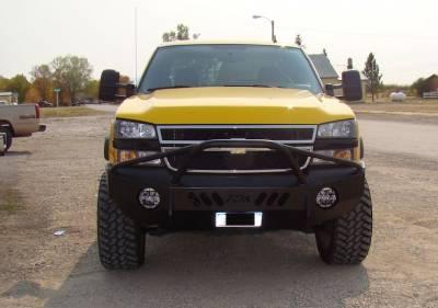 Throttle Down Kustoms - 2001-2002 Chevrolet HD Prerunner - Image 3