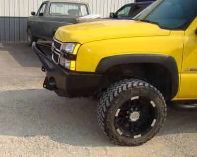 Throttle Down Kustoms - 2001-2002 Chevy HD Prerunner