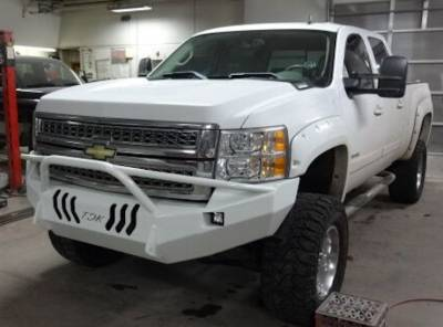 Chevrolet - Prerunner - Throttle Down Kustoms - 2015-2019 Chevrolet HD Prerunner