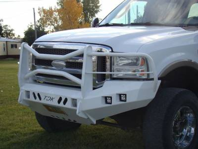 Throttle Down Kustoms - 1992-1998 Ford Super Duty Mayhem
