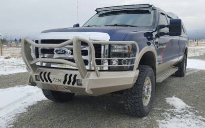 Throttle Down Kustoms - 2008-2010 Ford Super Duty Mayhem - Image 2