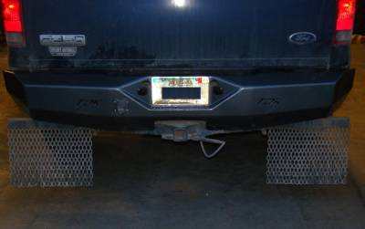 Throttle Down Kustoms - 1992-1998 Ford Rear Bumper