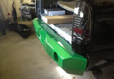 Throttle Down Kustoms - 1992-1998 Ford Rear Bumper - Image 5