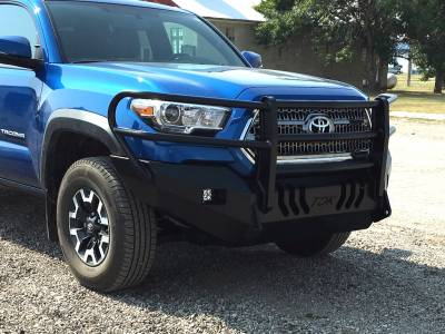 Throttle Down Kustoms - 2016-2019 Toyota Tacoma Grille Guard - Image 2