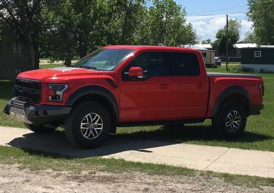 Throttle Down Kustoms - 2015-2019 Ford Raptor Cyclone - Image 3