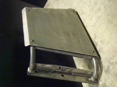 Throttle Down Kustoms - TJ 2003-2006 Factory Frame Skid Plate - Image 2