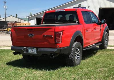 Throttle Down Kustoms - 2015-2019 Ford Raptor Rear Bumper - Image 4