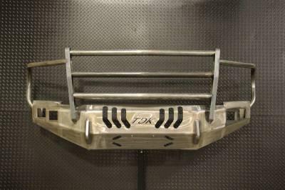 Throttle Down Kustoms - 2019-2020 Dodge/Ram HD Bumper Grille Guard - Image 4