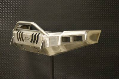 Throttle Down Kustoms - 2019-2020 Dodge/Ram HD Push Bar - Image 4