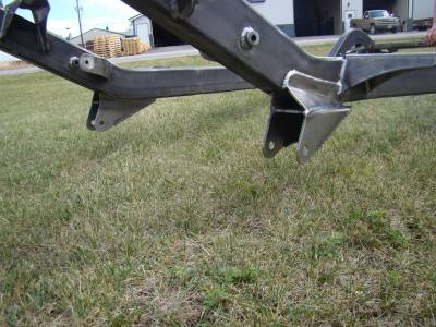 Throttle Down Kustoms - LJ Wrangler Jeep Frame 2004-2006 - Image 11