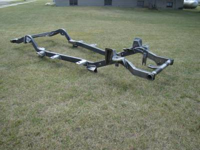 Throttle Down Kustoms - LJ Wrangler Jeep Frame 2004-2006 - Image 9