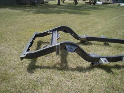 Throttle Down Kustoms - LJ Wrangler Jeep Frame 2004-2006 - Image 7