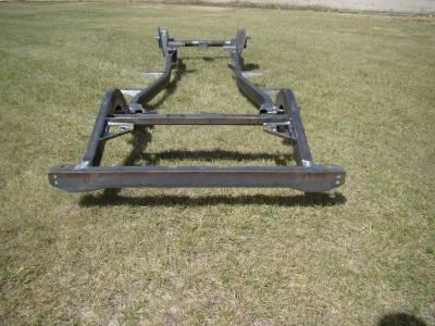 Throttle Down Kustoms - LJ Wrangler Jeep Frame 2004-2006 - Image 6