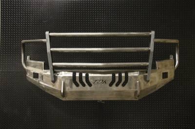 Throttle Down Kustoms - 2019-2020 Dodge/Ram 1500 Bumper Grille Guard - Image 4