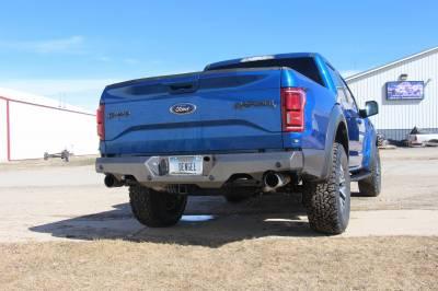 Throttle Down Kustoms - 2015-2019 Ford Raptor Rear Bumper - Image 5