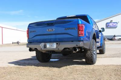 Throttle Down Kustoms - 2015-2019 Ford Raptor Rear Bumper - Image 6