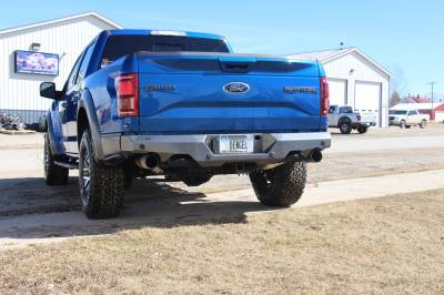 Throttle Down Kustoms - 2015-2019 Ford Raptor Rear Bumper - Image 7