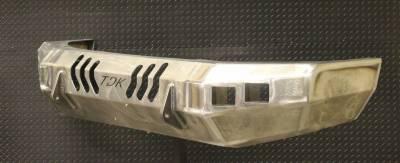 Chevrolet - Bumper - Throttle Down Kustoms - 2019-2020 Chevrolet 1500 Bumper