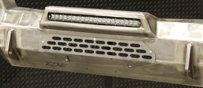 Throttle Down Kustoms - 2015-2020 Ford Transit Van Cyclone Bumper - Image 3
