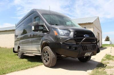 Throttle Down Kustoms - 2015-2020 Ford Transit Van Prerunner - Image 2