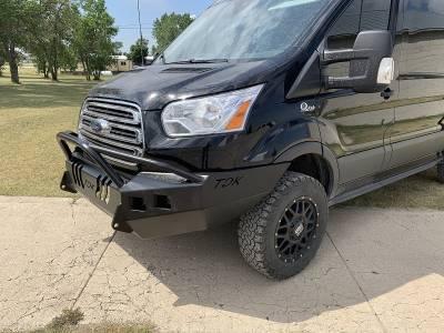 Throttle Down Kustoms - 2015-2020 Ford Transit Van Prerunner - Image 5