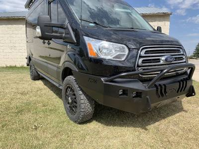 Throttle Down Kustoms - 2015-2020 Ford Transit Van Prerunner - Image 6