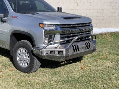 Throttle Down Kustoms - 2020 Chevrolet HD Prerunner - Image 5