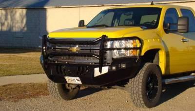 Throttle Down Kustoms - 2007-2010 Chevrolet HD Mayhem