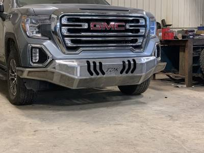 Throttle Down Kustoms - 2019-2020 GMC 1500 Bumper - Image 4