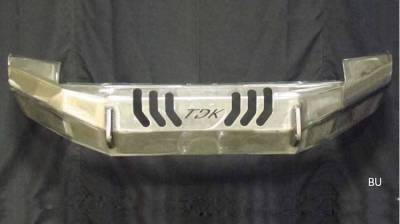 Throttle Down Kustoms - 1992-1998 Ford Super Duty Bumper
