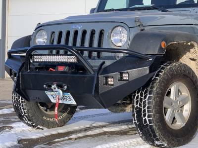 Throttle Down Kustoms - 2007-2018 Jeep JK/JKU Prerunner - Image 1