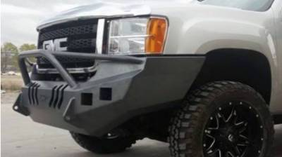 Throttle Down Kustoms - 2007-2014 GMC HD Prerunner