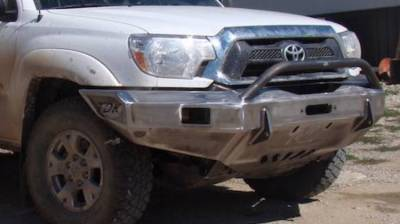Throttle Down Kustoms - 2016-2019 Toyota Tacoma Push Bar - Image 1