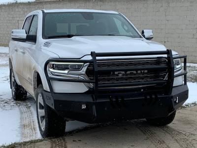 Throttle Down Kustoms - 2019-2020 Dodge/Ram 1500 Bumper Grille Guard - Image 2