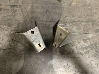 Throttle Down Kustoms - YJ Wrangler 4 Cylinder Motor Mounts - Image 2