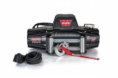 Bumper - Bumper Accessories - Warn VR EVO Winch