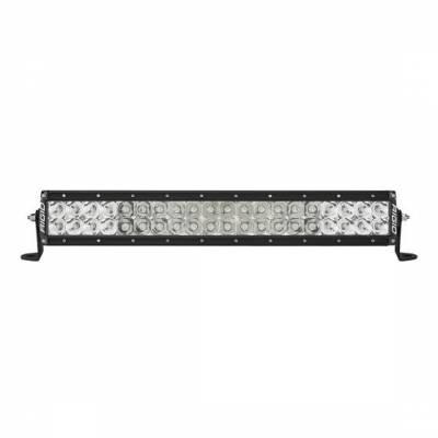 "Bumper Accessories - LED Lights  - Rigid Industries  - Rigid E Series PRO 20"" Spot/Flood Combo 120313"
