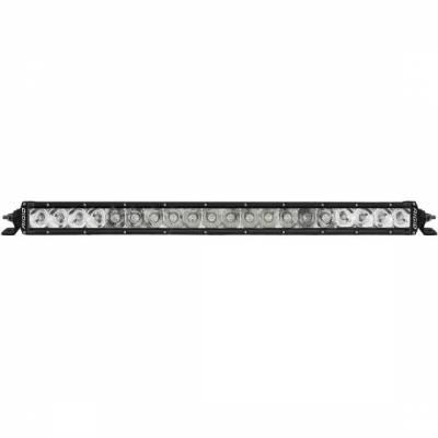 "Bumper Accessories - LED Lights  - Rigid SR-Series PRO 20"" Spot/Flood Combo LED Light Bar"
