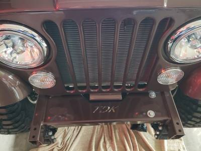 Throttle Down Kustoms - CJ7 Jeep Frame 1976-1986 - Image 2