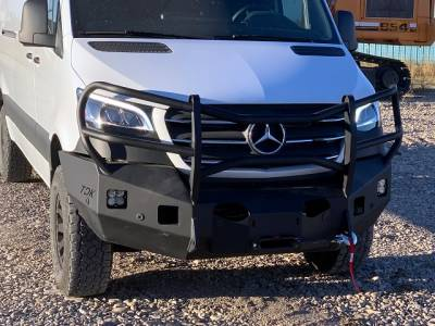 Throttle Down Kustoms - 2019-2020 Mercedes Sprinter Van Mayhem