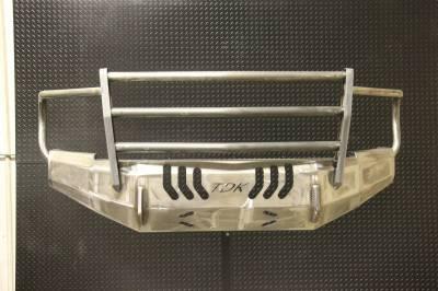 Throttle Down Kustoms - 2016-2019 Nissan Titan XD Bumper Grille Guard - Image 9