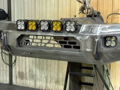 Throttle Down Kustoms - 2020-2022 Ford Super Duty Hurricane Bumper - Image 3