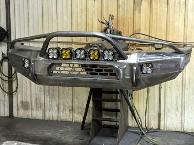 Throttle Down Kustoms - 2020-2021 Chevrolet HD Hurricane w/Prerunner - Image 4