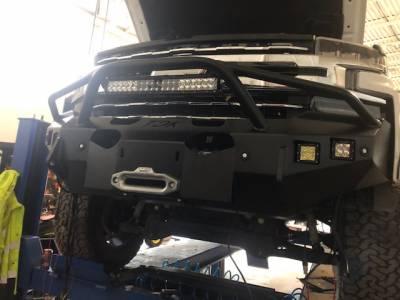 Throttle Down Kustoms - 2019-2020 Chevrolet 1500 Prerunner - Image 1
