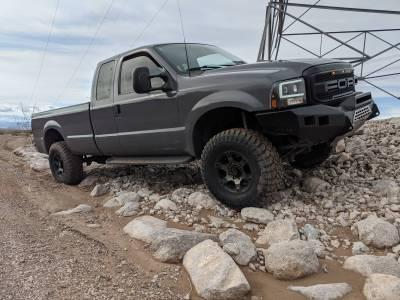 Throttle Down Kustoms - 1999-2004 Ford F250/F350/F450/F550 Cyclone - Image 3